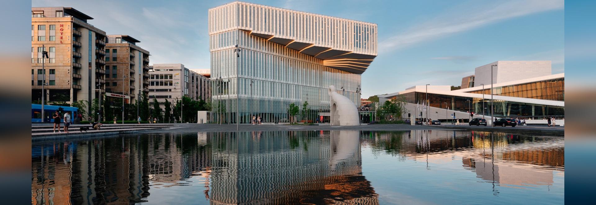 Biblioteca Deichman / Atelier Oslo + Lund Hagem
