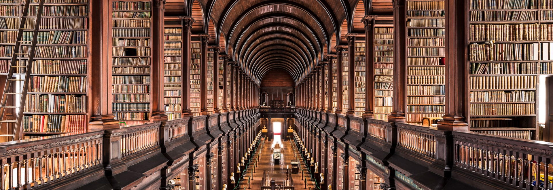 bibliotecas altas: fotografías más poirier del thibaud los asilos arquitectónicos más finos de la literatura