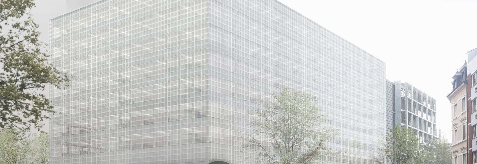 Caruso San Juan revela los diseños para el laboratorio de la universidad en Basilea