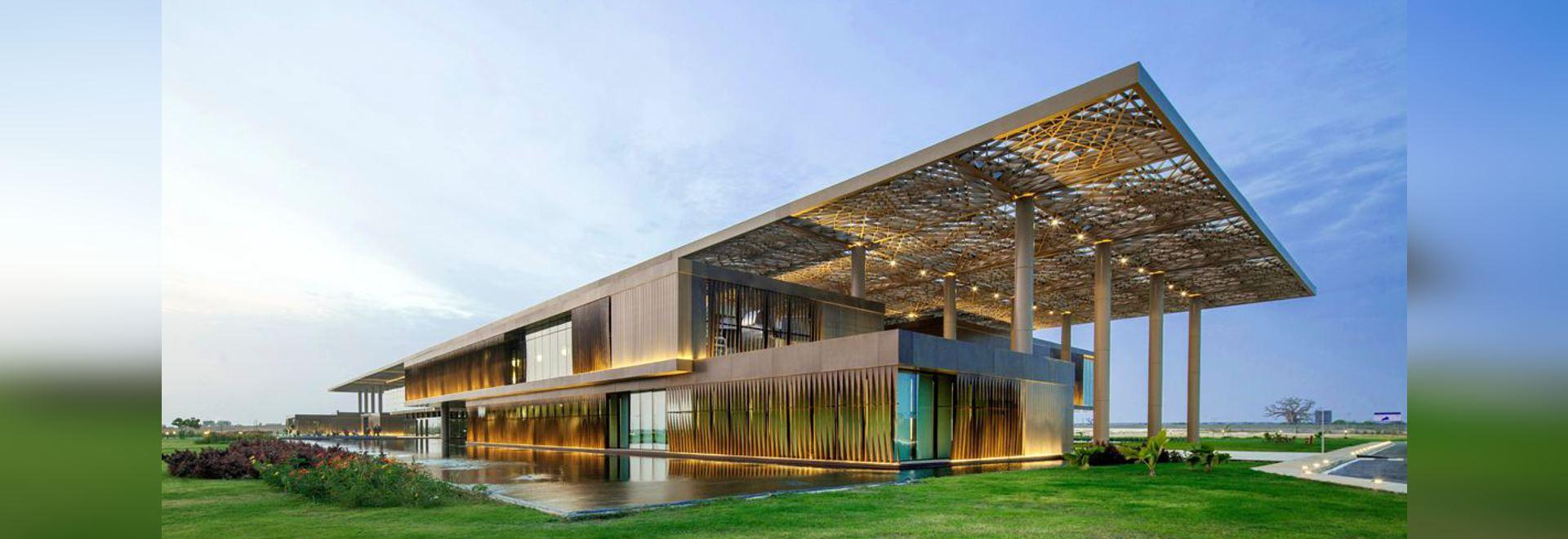 Centro de congreso de Dakar