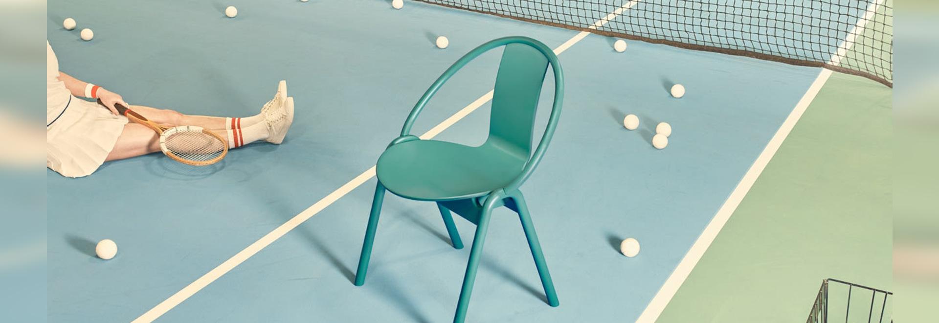 La colección de sillas Grand Slam de TON se lleva el premio