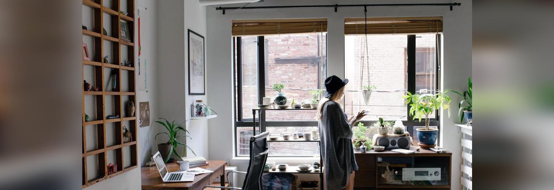 Cómo trabajar desde casa como arquitecto