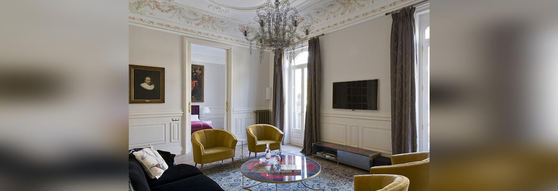 Descubra el tacto español en Art Apartment con BRABBU
