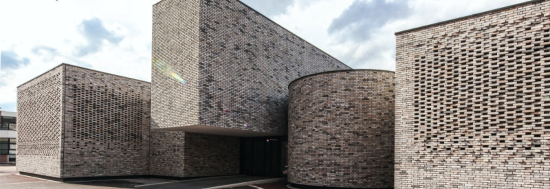 Escuela de Música Elancourt de OPUS 5 Architectes