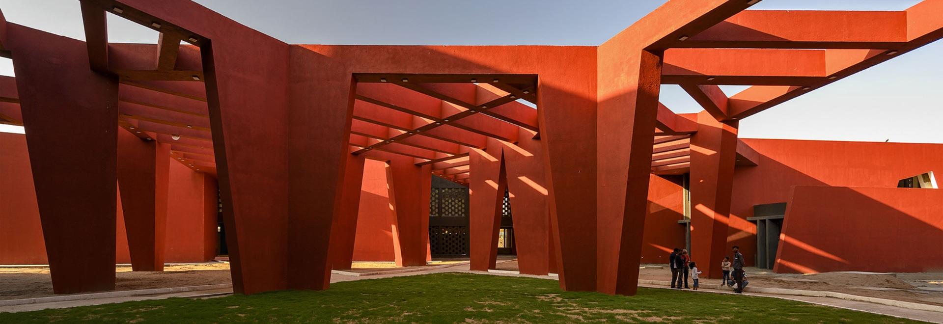 La Escuela de Rajasthan / Sanjay Puri Architects