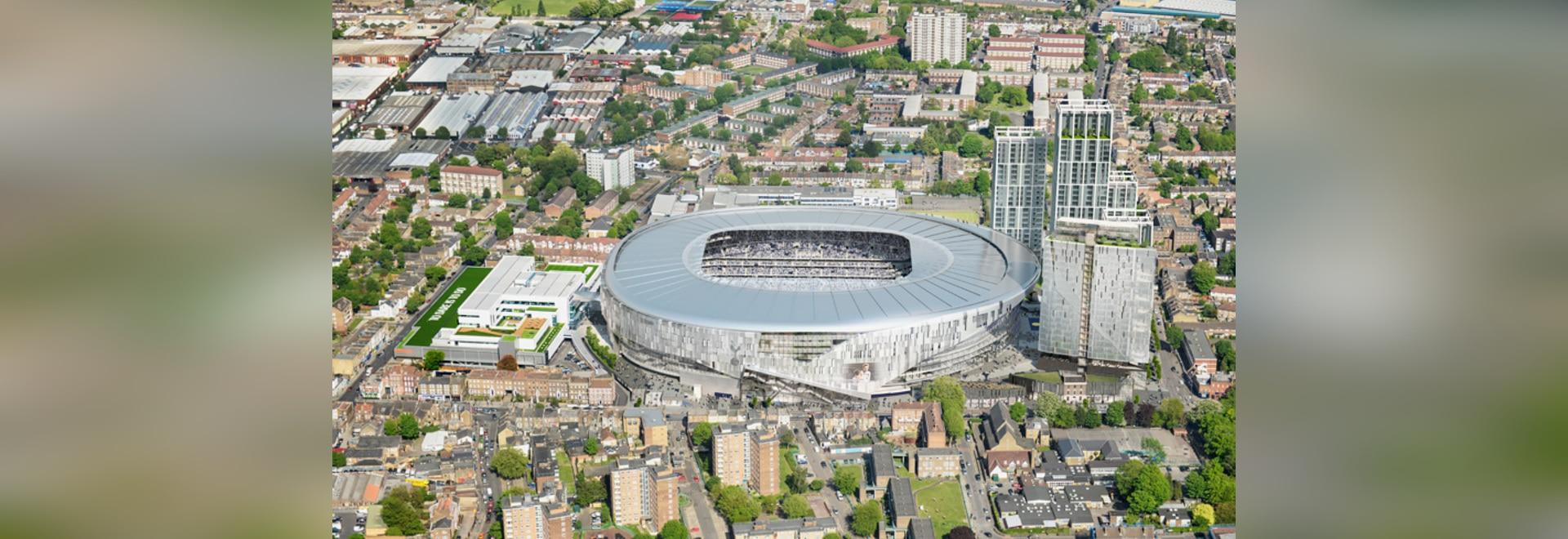 estadio populoso-diseñado para que hotspur de Tottenham reciba juegos de NFL