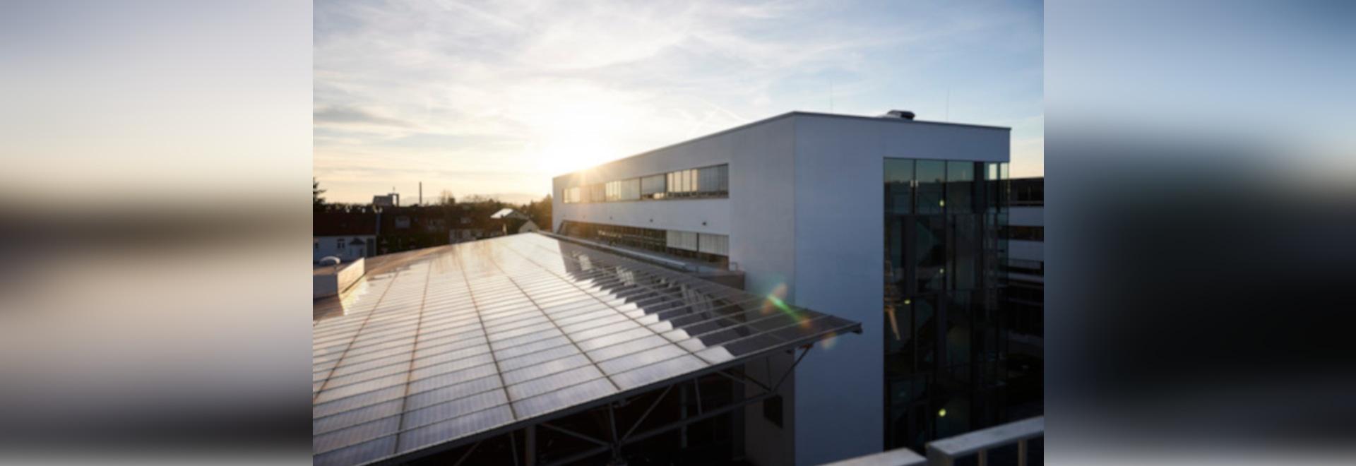 Foto: Wilkhahn, cortesía del fabricante solar SMA