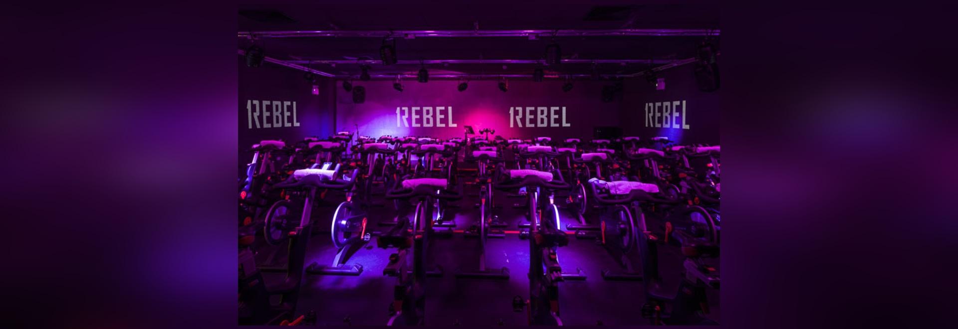 gimnasia del boutique 1Rebel en Londres de Studio C102