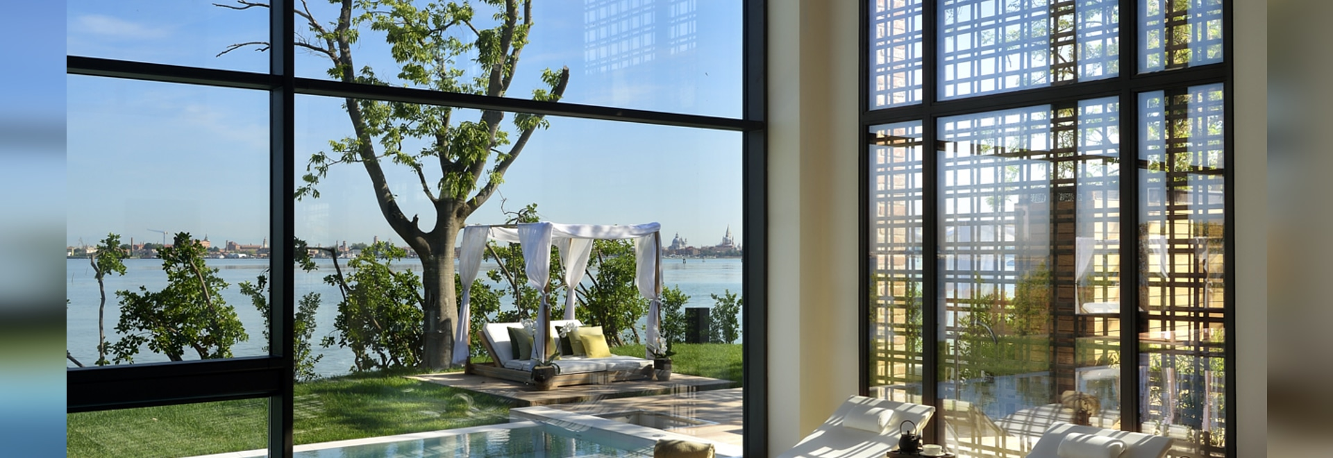 JW Marriott Venice Resort & Spa: lujosa e intemporal simplicidad