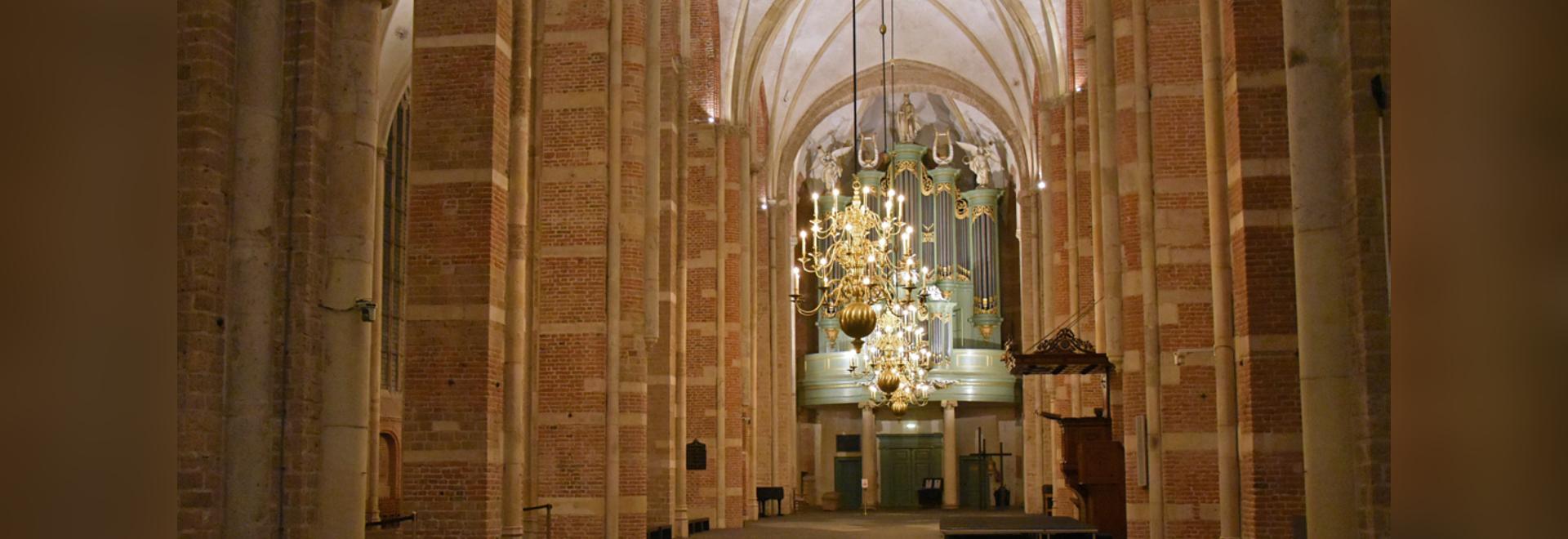 Lebuinus church, The Netherlands