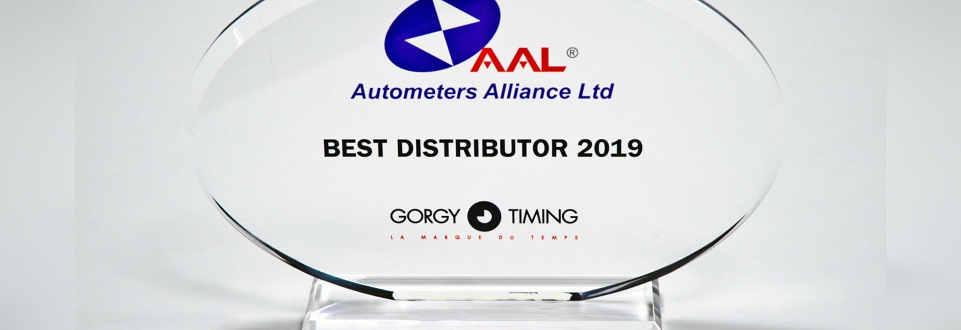 Mejor Distribuidor 2019