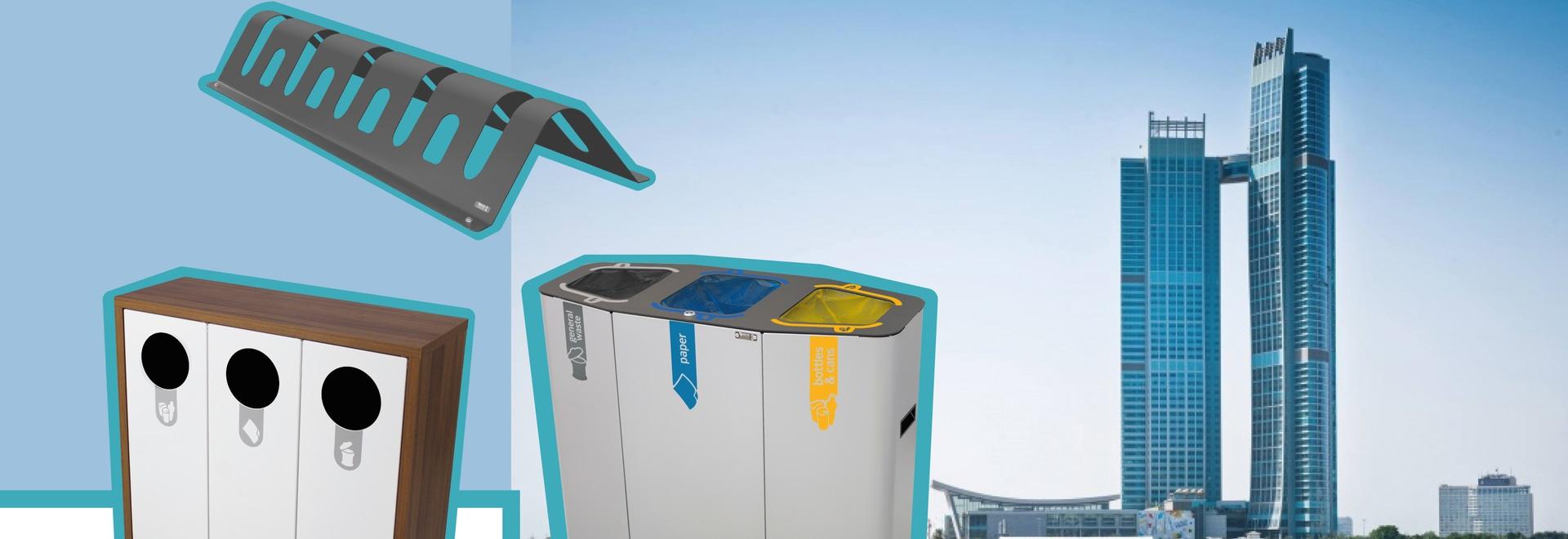 Las Nation Towers en Abu Dhabi se equipan con Cervic Environment