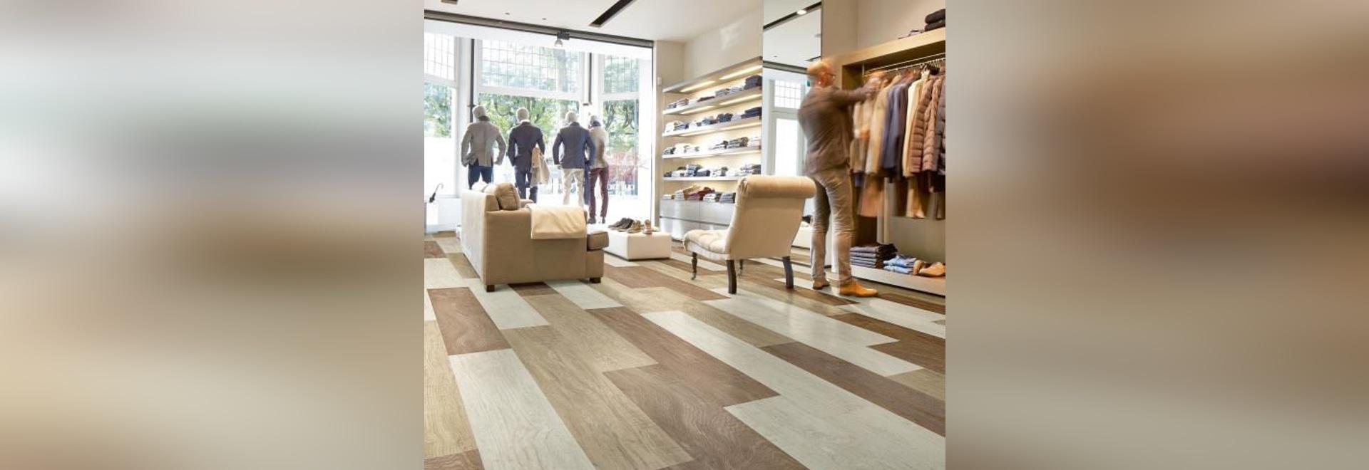 NOVEDAD: baldosa de suelo en vinilo by FORBO Flooring Systems