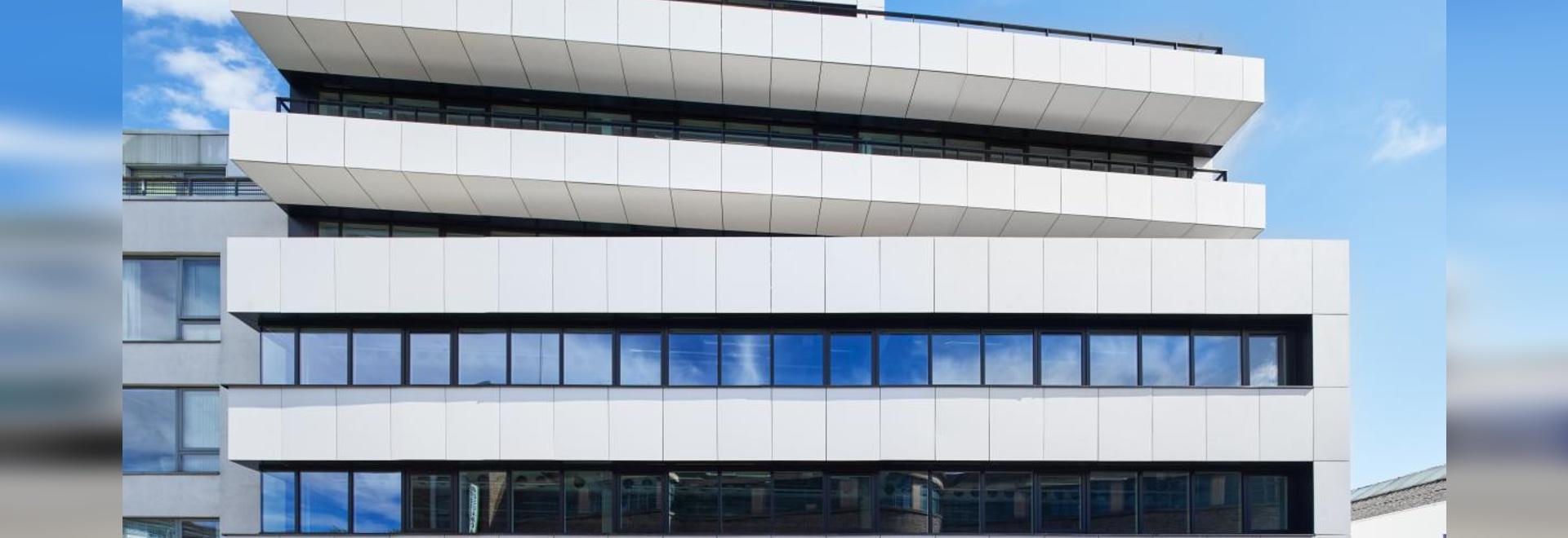 La nueva oficina de Waugh Thistleton en Londres es un ejemplo de bienestar..