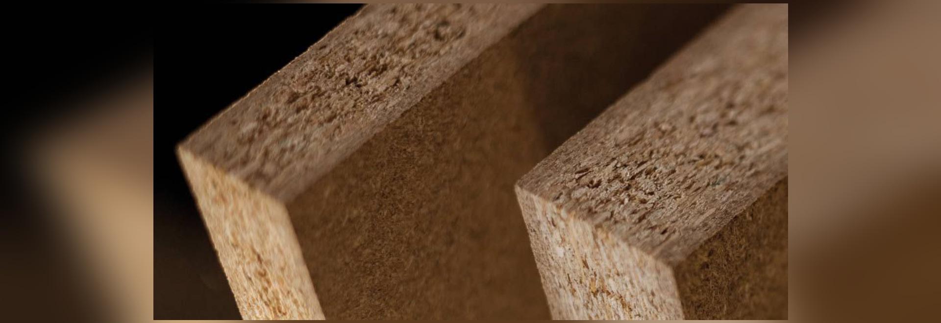 NUEVO: conglomerado de madera impermeable del panel de Fantoni