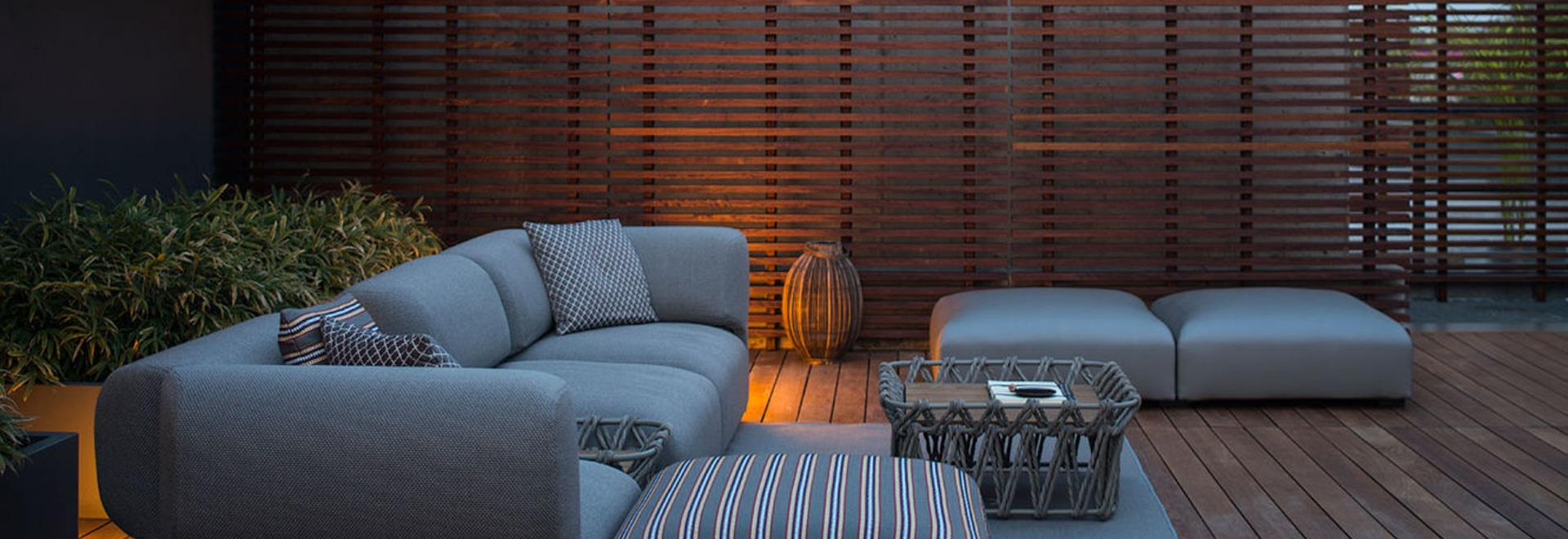 NUEVO: sofá modular por B&B Italia
