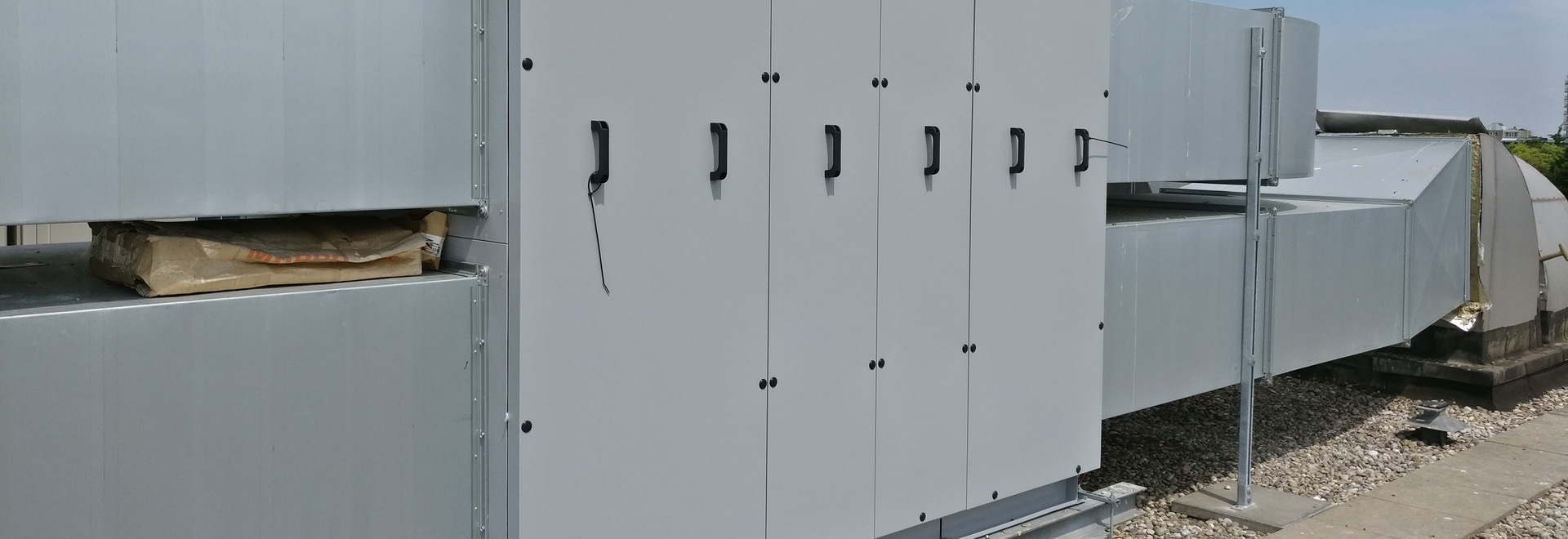La primera instalación de la ALFA 85 XL en Europa
