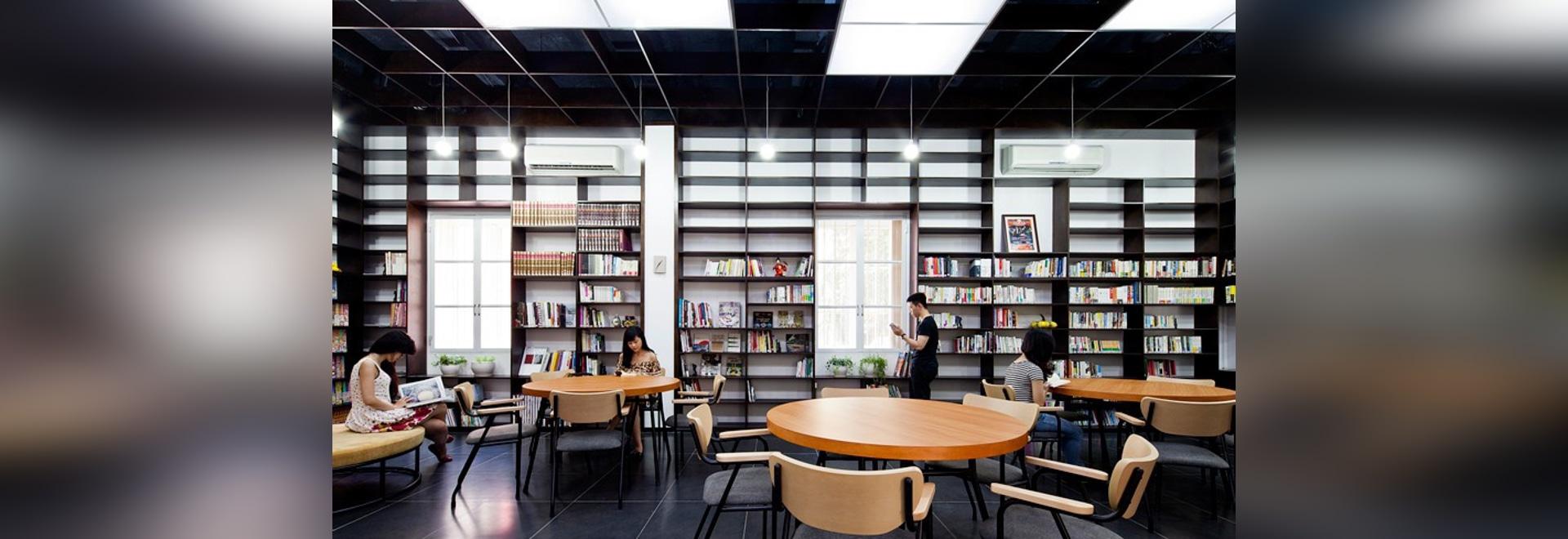 el proyecto incluyó la renovación del interior y el diseño de nuevos muebles