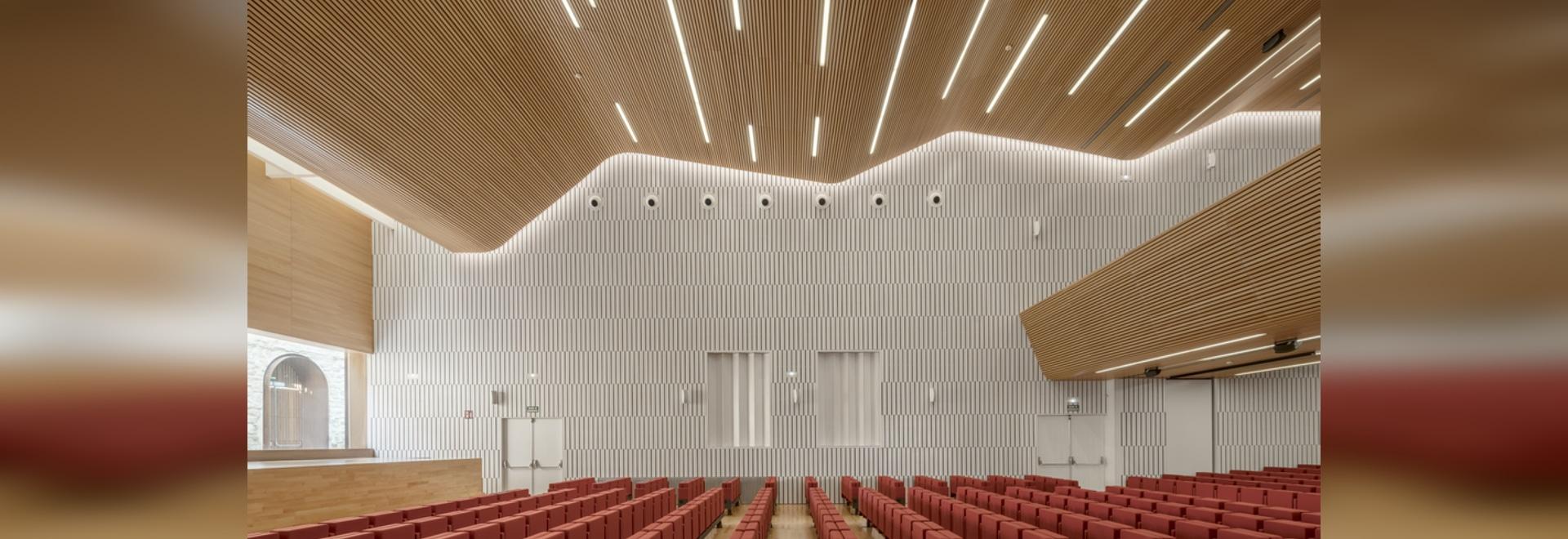 Rehabilitación del Centro de Congresos de Córdoba / LAP Arquitectos Asociados