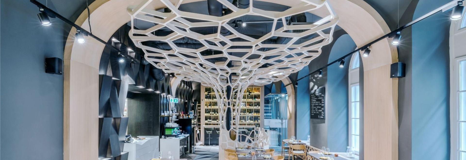 Restaurante Textúra de Muzsai-Ficzere