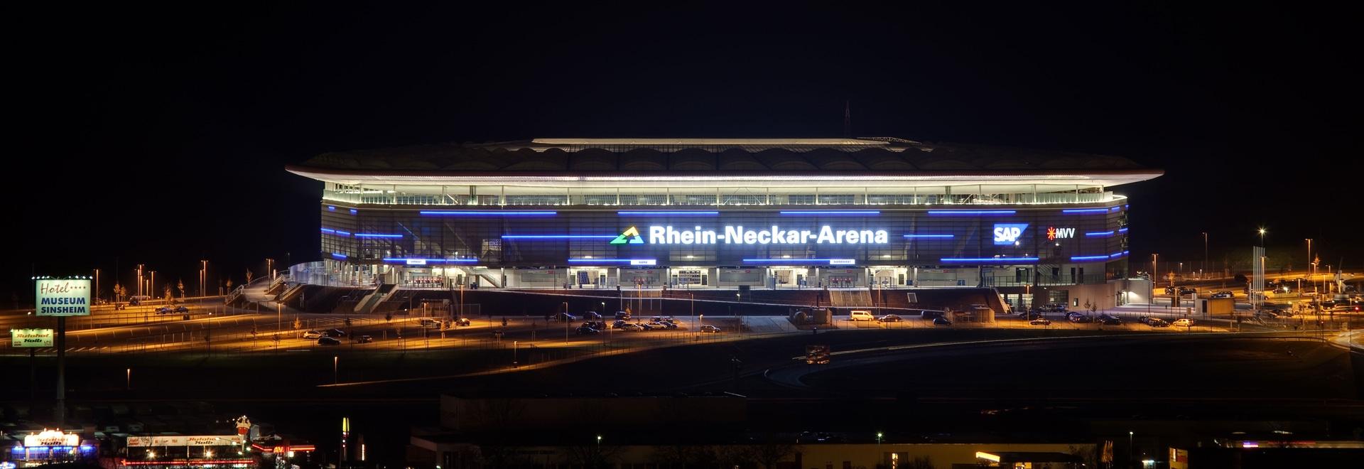 Rhin-Neckar-arena del TSG 1899 Hoffenheim
