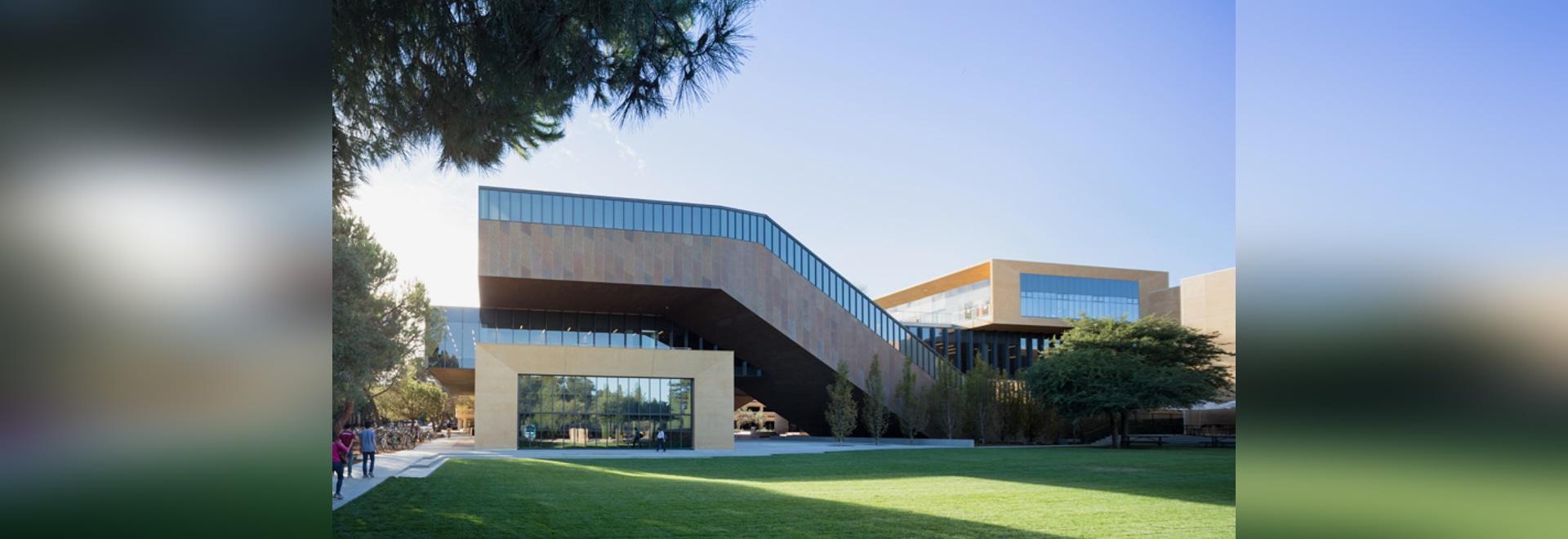 el scofidio + el renfro del diller unifica a las instituciones del arte de la Universidad de Stanford