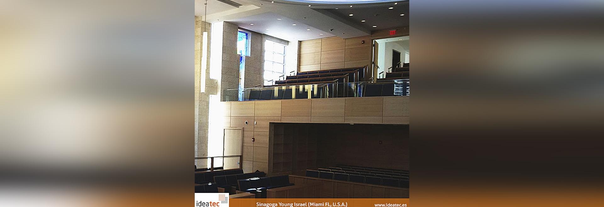 Sinagoga Young Israel, Miami FL (USA)