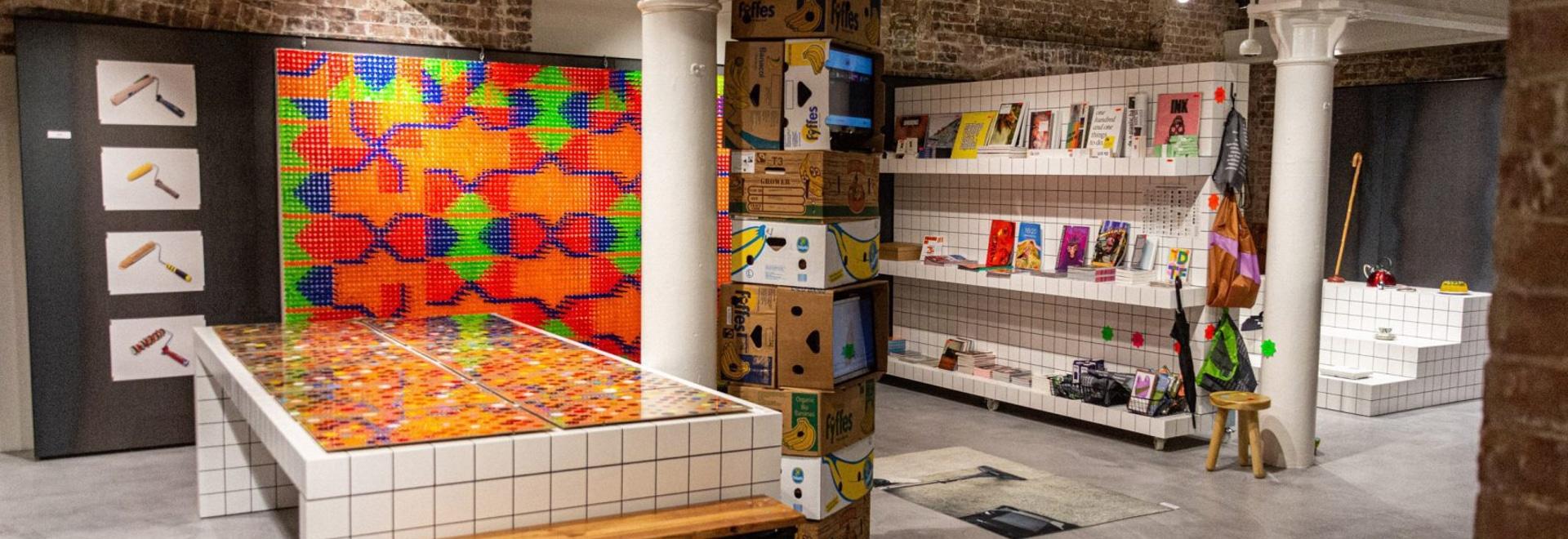 Vans lanza un espacio de exposición en la boutique de Covent Garden