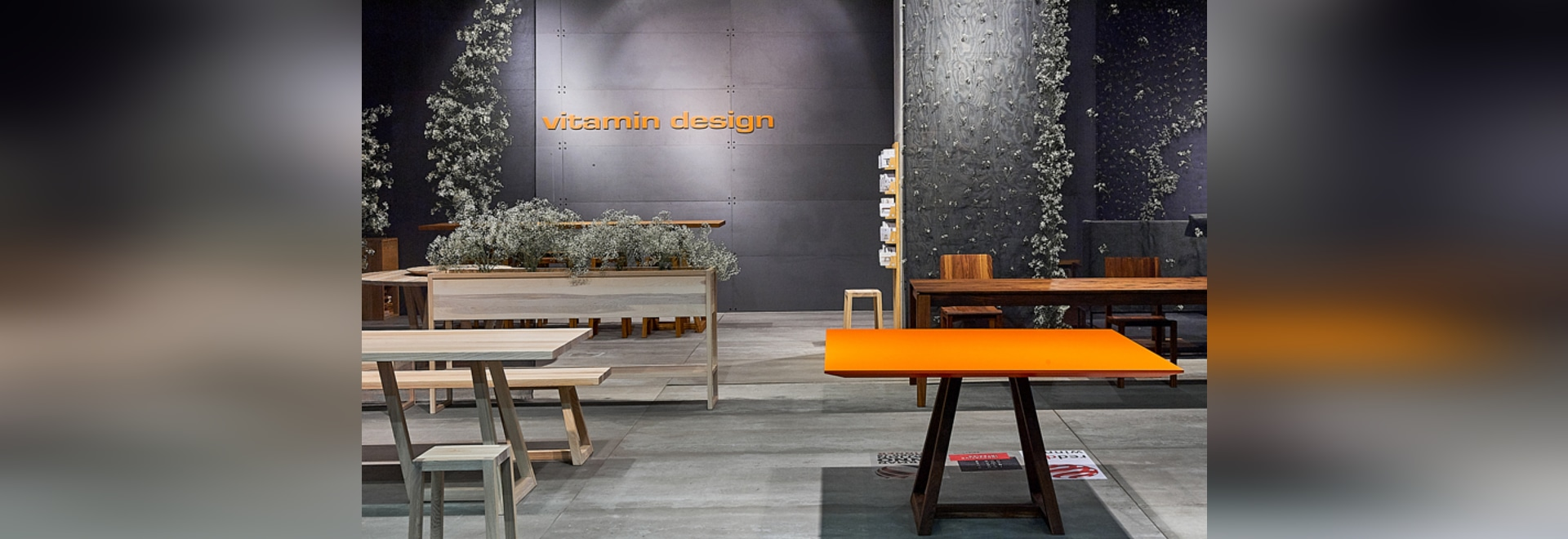 vitamin design at imm cologne 2020