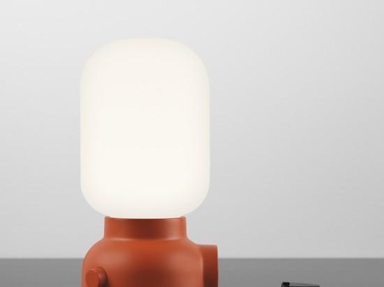 Lámpara del enchufe para el ateljé Lyktan