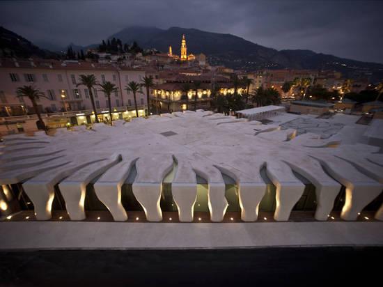 Musée Jean Cocteau en Menton, Francia, © Agence Ricciotti de la imagen
