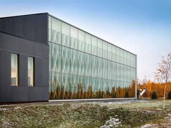 Centro tecnológico de los residuos industriales (CTRI)