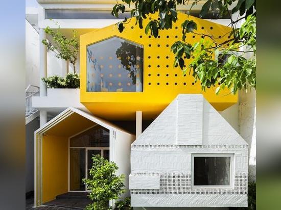 Jardín de la infancia de Chuon Chuon Kim