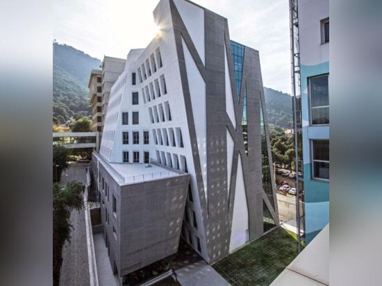 Edificio del idioma extranjero