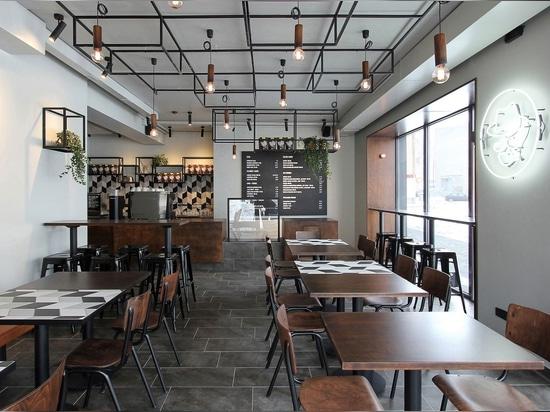 Fecha del café: ¿Kavalierius Café en Lituania de Ram? NAS Manikas