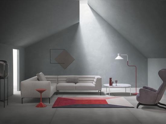 NOVEDAD: sofá modular by Zanotta