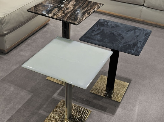 NUEVO: tabla contemporánea por LONGHI