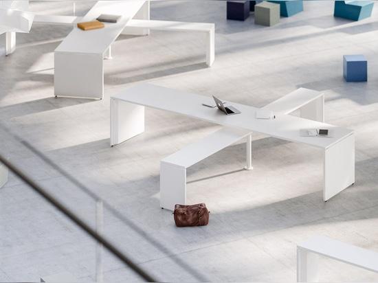 NUEVO: tabla de trabajo de Fantoni