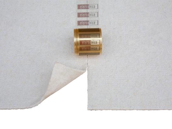 NUEVO: arpillera fonoabsorbente de la materia textil de la s.r.l. de ETERNO IVICA