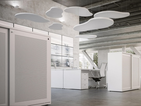 NUEVO: cabinete de archivo alto de Fantoni