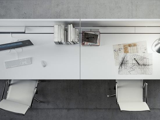 NUEVO: partición del escritorio de la encimera de Fantoni