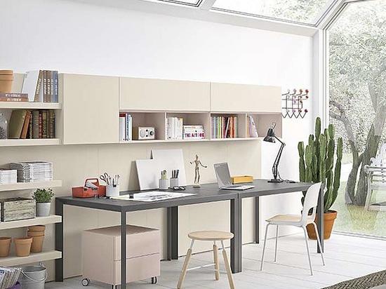 NUEVO: escritorio contemporáneo por PIANCA