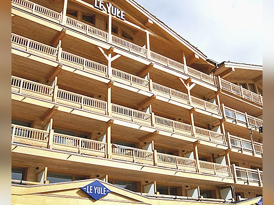 Hotel Le Yule en Val D´Isère