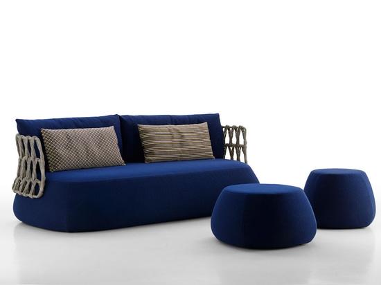 NUEVO: sofá contemporáneo por B&B Italia