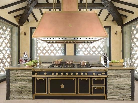"Officine Gullo ""P70"" Professional Kitchen"