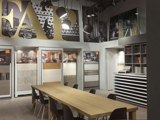 Fap ceramiche abre su primer showroom monomarca en Moscú