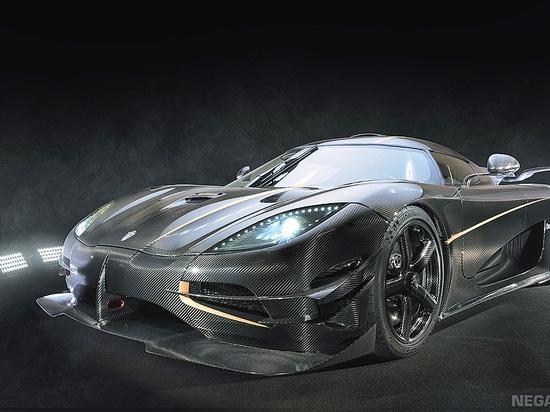 SGM y Koenigsegg uno: 1 - un fósforo perfecto