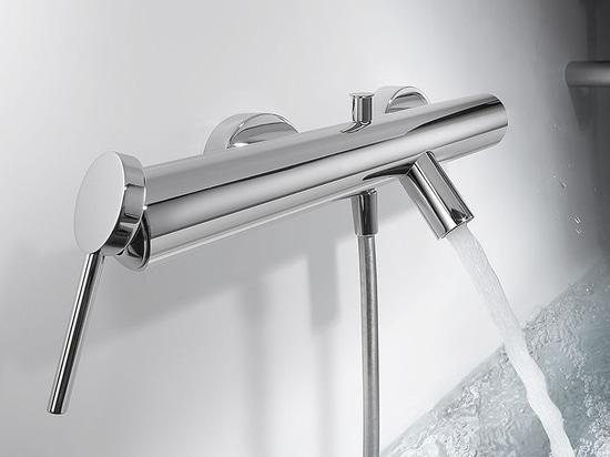 MONO-TERM®: El máximo confort en un monomando de ducha