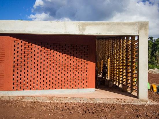 Marta Maccaglia, Paulo Afonso, escuela secundaria en Santa Elena. Foto Marta Maccaglia, Piers Blake