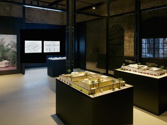 Pabellón de los UAE, Venecia Bienal, opinión de la instalación
